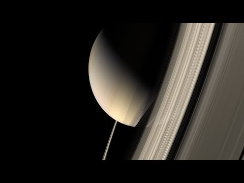 In Saturn's Rings 8K (Narrated by LeVar Burton) 2018 Trailer
