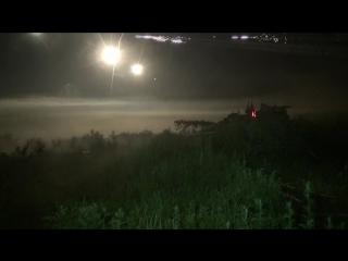 Тактическое учение с боевой стрельбой ночью