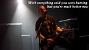 So You're Afraid by Tremonti (With Lyrics)