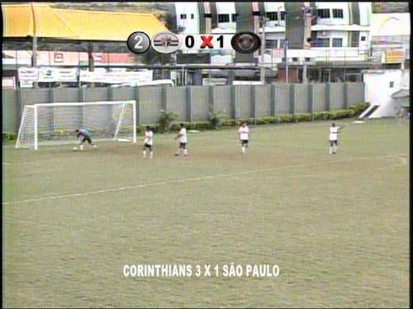TV Votorantim - 17ª Copa Brasil de Futebol Infantil -- São Paulo X Corinthians - 25/01/2012