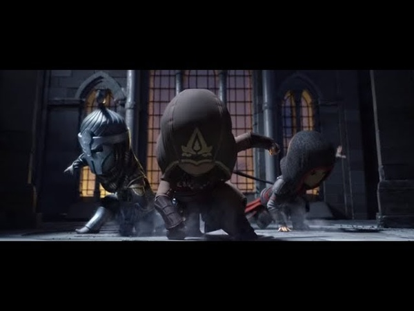 Assassin's Creed Rebellion 3 ►МАТЕО КОРОЛЬ ФАРТА || НОВЕНЬКИЕ КОМНАТЫ КОНТОРЫ