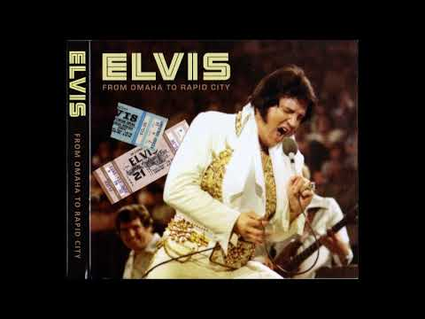 Elvis Presley From Omaha to Rapid City June 19 1977 Full Album