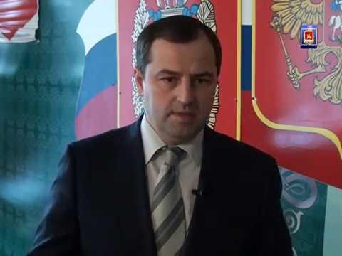 Рабочий визит министра финансов Красноярского края Владимира Бахаря
