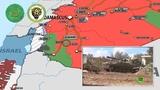 21 июня 2018. Военная обстановка в Сирии. Сирийские войска создали первый котел в провинции Даръаа.