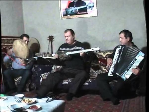 Rahmatjon Qurbanov.G'alat ashulasi, h'aziniy g'azali. Xiva.