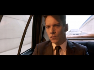 Damascus Cover [2017] — Trailer II   Jonathan Rhys-Meyers and Olivia Thirlby