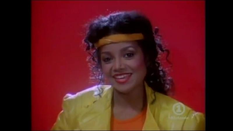 La Toya Jackson - Heart dont lie (1984)