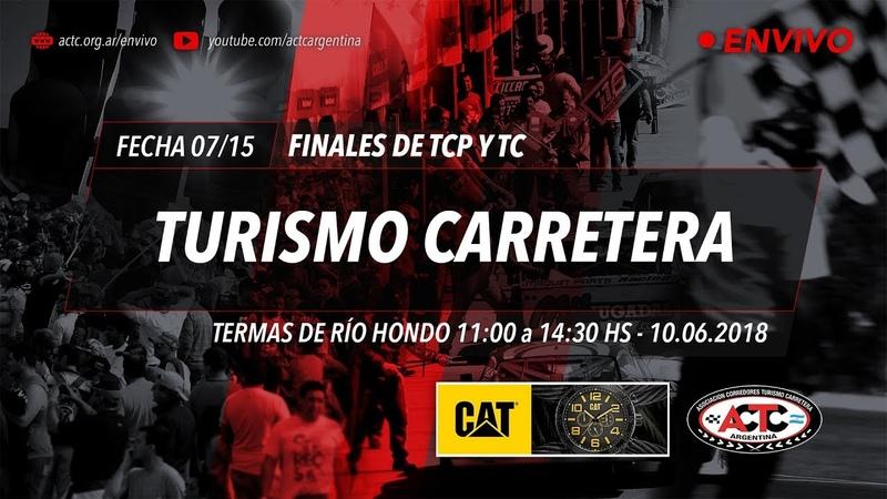 07-2018) Termas Domingo Finales