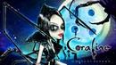 Doll Figurine CORALINE Coraline's Other Mother Halloween Monster High Doll Repaint Ooak