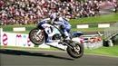 Жесткие Падения и Аварии на треке MotoGP 2018