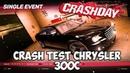 Crash Test Chrysler 300C (Сrashday Redline Edition)