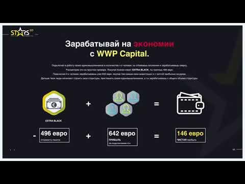 Лучшая презентация компании WWP команды stars 2.0
