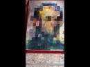 портрет Линкольна или женщина у окна