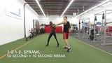5 MInute Kickboxer Abs Workout (Follow Along Circuit)
