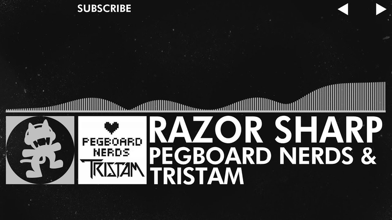 [Glitch Hop / 110BPM] - Pegboard Nerds Tristam - Razor Sharp [Monstercat Release]