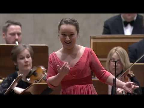 Mozart Exsultate jubilate Julia Lezhneva Helsinki Baroque Orchestra