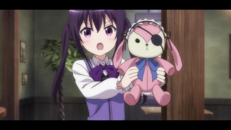 Gochuumon wa Usagi Desu ka?? ~Dear My Sister~ / Заказывали кролика? 2 ~Моя дорогая сестра~ - Фильм 1 часть [Tina]