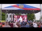 Видео отчёт концерта группы «Ярополк» в г.Ульяновск.