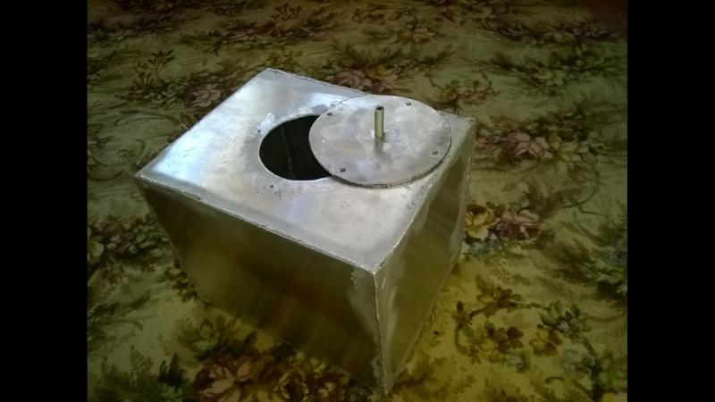 Перегонный куб из толстостенного пищевого алюминия