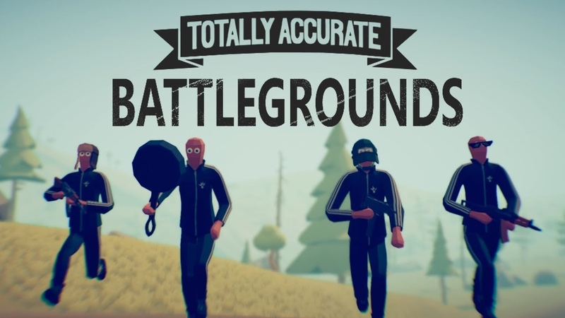 Totally Accurate Battlegrounds Trailer