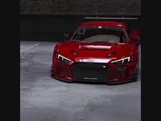 Audi R8 V10 Plus LeMans, DESIGN rostislav prokop