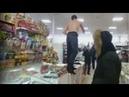 Неадекватные покупатели в магазине