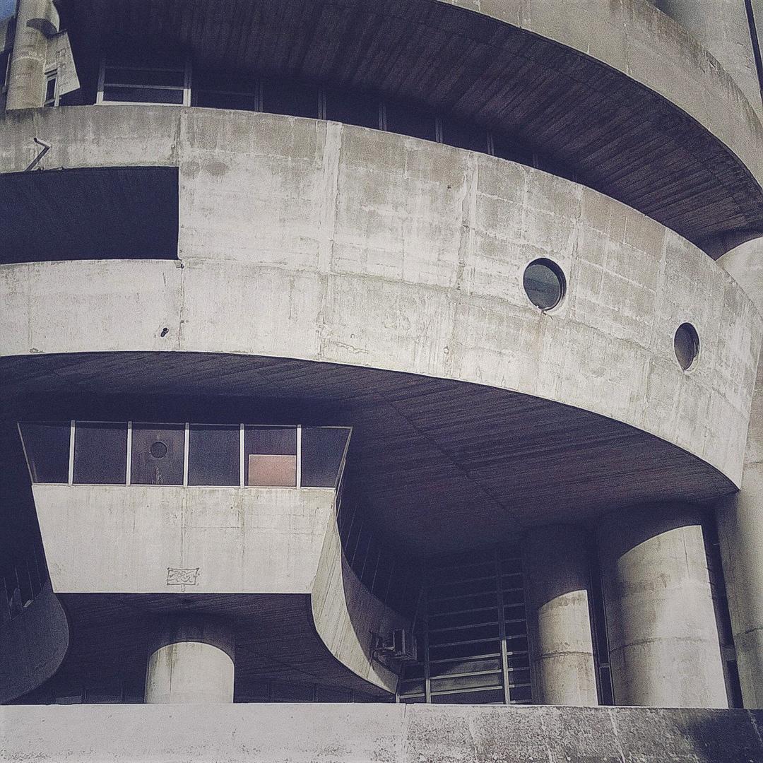 Casa del Portuale в Неаполе.