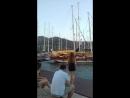 Мармарис Набережная Яхты Вид на марины