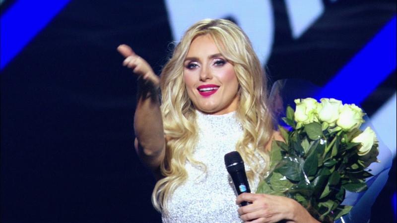 Ірина Федишин - великий сольний концерт Білі троянди