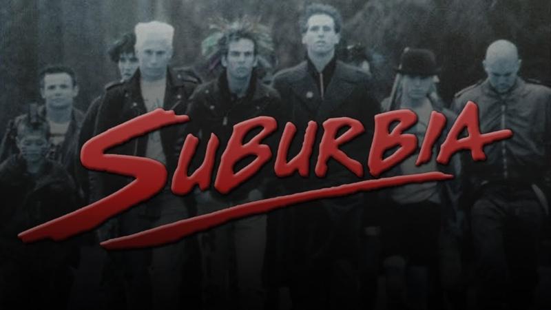Пригород / Субурбия / Suburbia / Rebel Streets (1983) [Перевод: одноголосый закадровый]