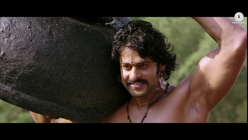 Kaun Hain Voh - Full Video - Baahubali - The Beginning - Kailash Kher Mounima - Prabhas