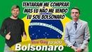 Gay rejeita propina e continua apoiando Bolsonaro