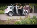 Накладки на внутренние пороги дверей Volkswagen Tiguan (russ-artel)