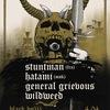 04/04/19 | STUNTMAN (Франция) | ЧТ | BLACK HO)))