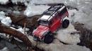 Rc Трофи Снежные Горки и Ледяная Переправа