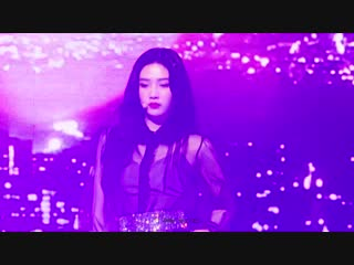 [FANCAM] 181228 ↝ Joy (Red Velvet) - 'Be Natural' @ KBS Gayo Daechukje