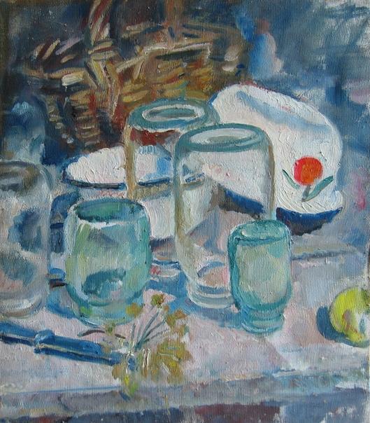 Богаевская Ольга Борисовна (15 октября 1914, Петроград, Российская Империя — 30 ноября 2000, Санкт-Петербург, Российская Федерация) — советская художница, живописец и график, член