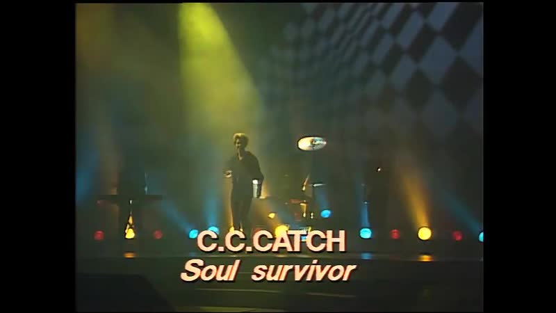 C.C.Catch Good Guys Only Win In Movies Soul Survivor Angel Casas Show