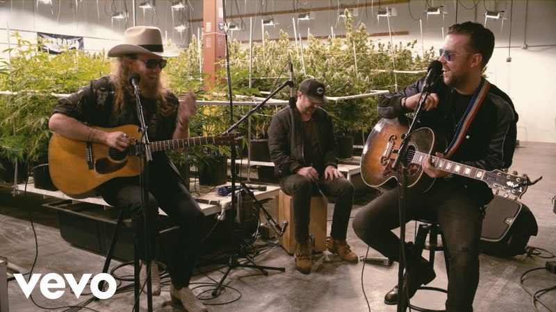 Brothers Osborne - A Couple Wrongs Makin' It Alright (Terrapin Care Station Sessions)
