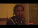A$AP Rocky shittin' on yall niggas