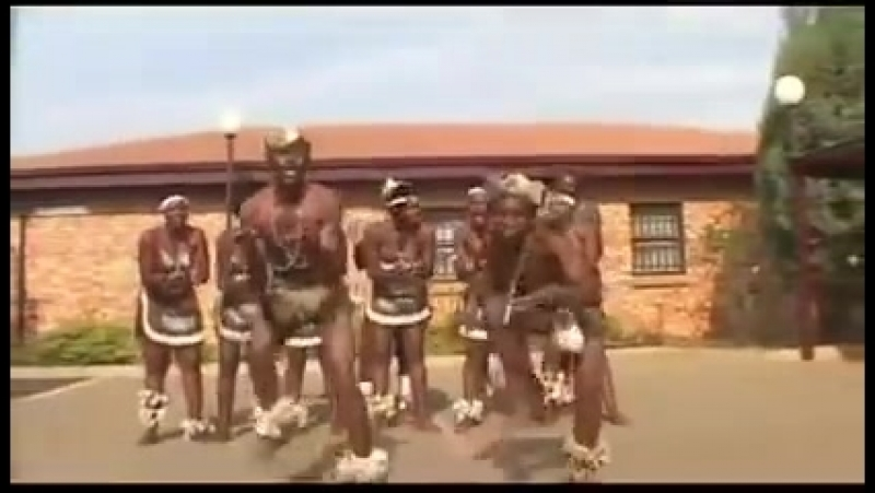 Goga - Bobi boba, Прикольненький танец.