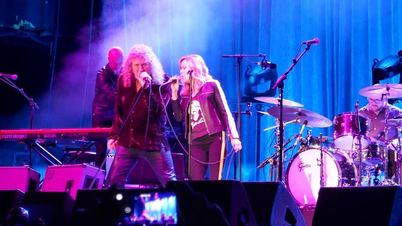 Robert Plant feat Sheryl Crow Rock 'n Roll