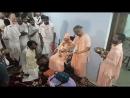 01.07.2017 г. Шрила Б.В.Бхарати Махарадж. Прасад. Джаганнатха Пури.