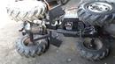 Минитрактор - переломка 4х4 18 . Сборка трансмиссии и тормозов.Minitraktor-fracture 4x4 18