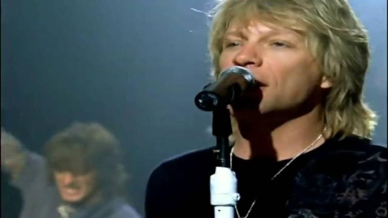 Bon Jovi - Como yo nadie te ha amado (Music Video Letra)