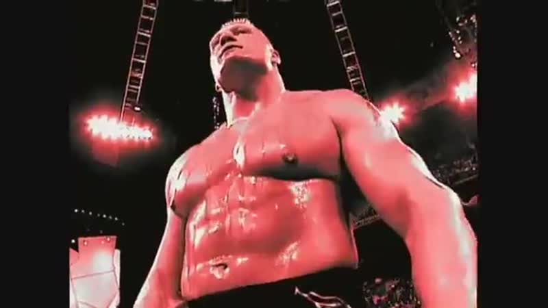 (WWE Mania) Brock Lesnar: Here Comes the Pain - Disc 1
