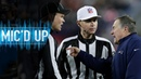 """Bill Belichick Mic'd Up vs. Packers """"Do you have an extra sharpie?"""" 