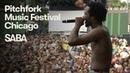 Saba Pitchfork Music Festival 2018 Full Set