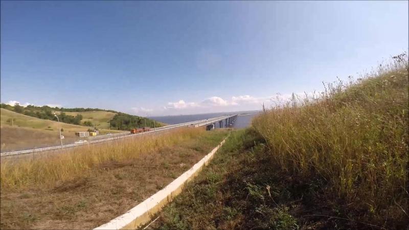 За чертой повседневной реальности. Или моя авантюра: Велосипед трасса 120 км = Казань-Чистополь