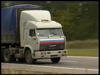 Дальнобойщики - Сериал - 1 Серия - -Русский конвой-